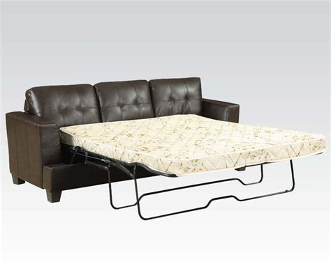 Acme Furniture Sofa by Acme Furniture Sofa W Sleeper Platinum Ac15060b