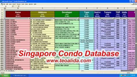 Singapore Phone Number Search Address Condo Database Managing Contact Number Teoalida