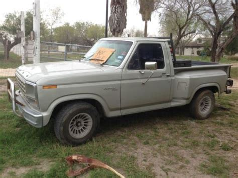 1981 ford f100 ranger automatic transmission ford truck enthusiasts forums sell used 1981 ford f 100 custom standard cab pickup 2 door 4 9l in edinburg texas united
