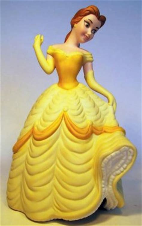 belle bell    collection disney collectibles