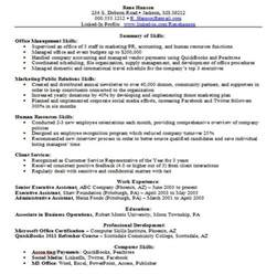 Resume Skill Exles by Is A Skills Based Resume Right For You We It Is And The O Jays