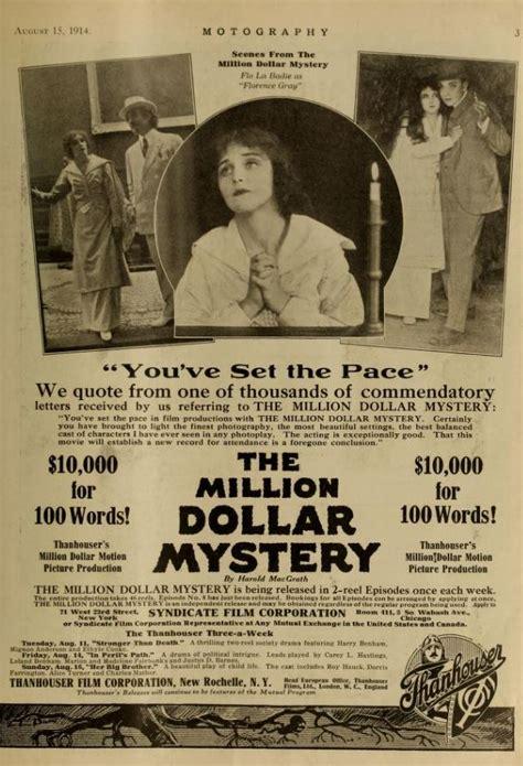 The Million Dollar Mystery big v riot squad august 2014