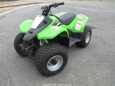 2005 Suzuki Atv West Auctions Auction 2005 Carson Trailer 2005 Suzuki