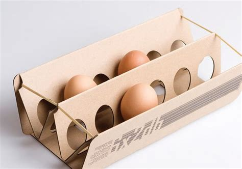 48 Rustic Cardboard Packaging Designs Egg Packaging Template