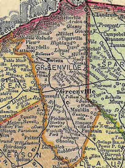 Greenville County Sc Records Greenville County South Carolina Part Of The Usgenweb