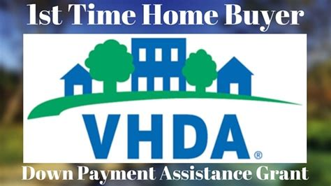 vhda payment assistance time home buyer grants va