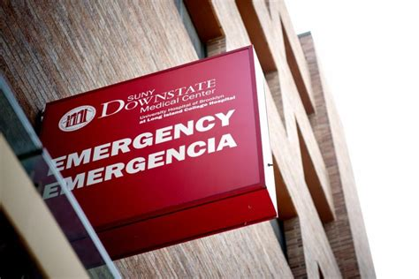 suny downstate emergency room lich losing money at quot excessive rate quot says top state official ny daily news