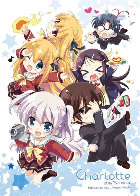 17 best images about charlotte on pinterest chibi