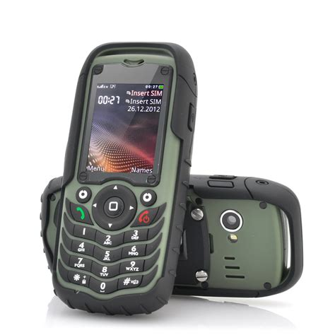 Rugged Cell Phone wholesale rugged mobile phone waterproof mobile phone