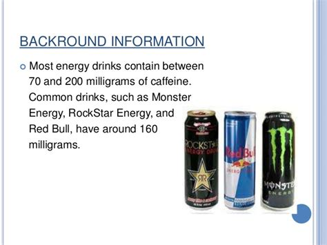 energy drink experiment buzzed a caffeinated experiment