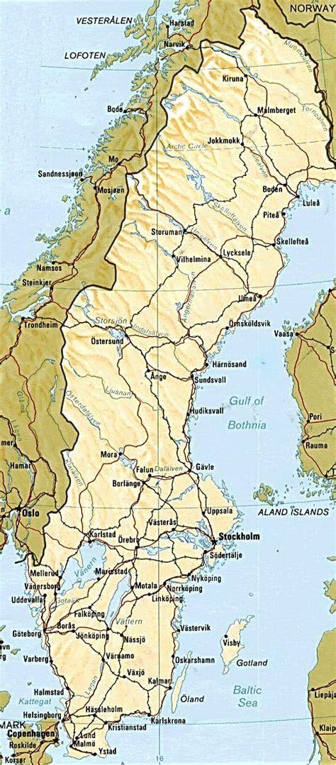 scandinavie len švedska wiktionary