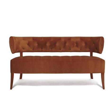 mid century modern velvet sofa zulu velvet sofa mid century modern furniture by brabbu