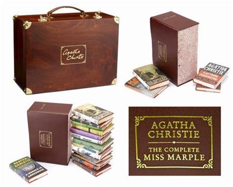 Novel Agatha Cristie Dijual Set 2 1 the complete miss marple by agatha christie kate mosse cole s books