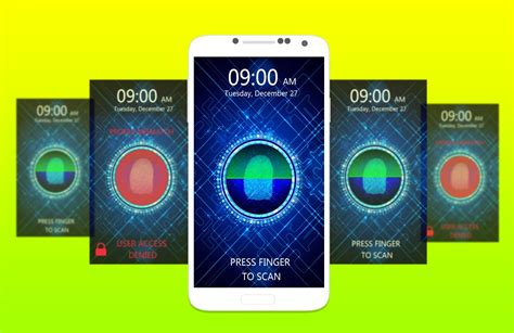 finger lock apk fingerprint lock screen prank android apps on play