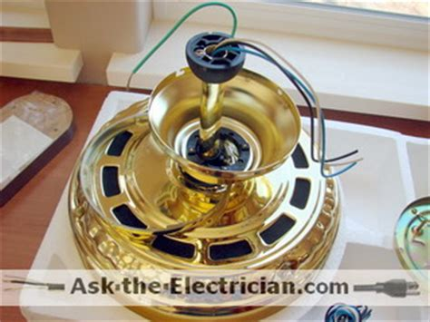 how to repair ceiling fan how to repair a ceiling fan