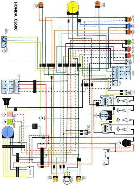 1982 gl500 wiring diagram wiring diagrams wiring diagram