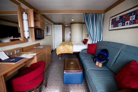 Back Room Creie by Disney Cruise Western Caribbean Stateroom Tour