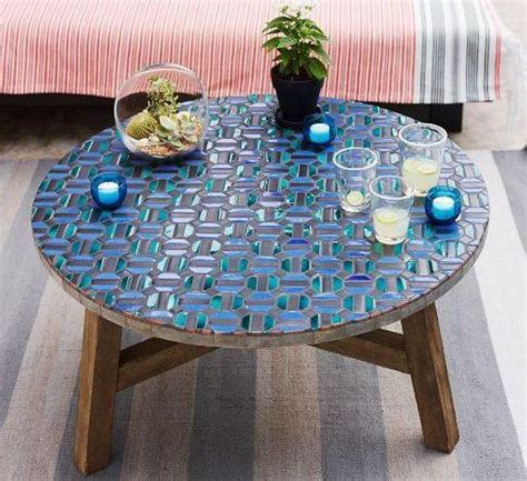 Mosaic Coffee Table Design Images Photos Pictures Mosaic Coffee Table Designs