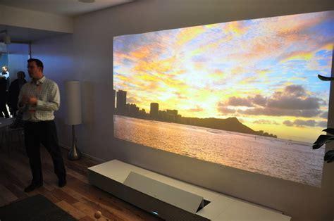 Proyektor Sony 4k sony plans 4k throw laser projector computerworld