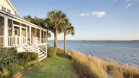 Cottages On Charleston Harbor Girls Getaway Package Offered At The Cottages On