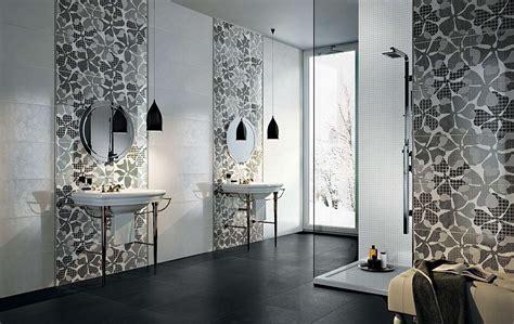 piastrelle grigie bagno abbinamenti pavimento grigio foto design mag