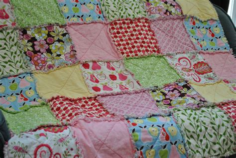 How To Make A Quilt Out Of Baby Clothes by Celebrating Today How To Make A Rag Quilt