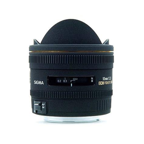 Nikon Lensa 10mm F 2 8 sigma 10mm f2 8 ex dc fisheye hsm lens for nikon mount
