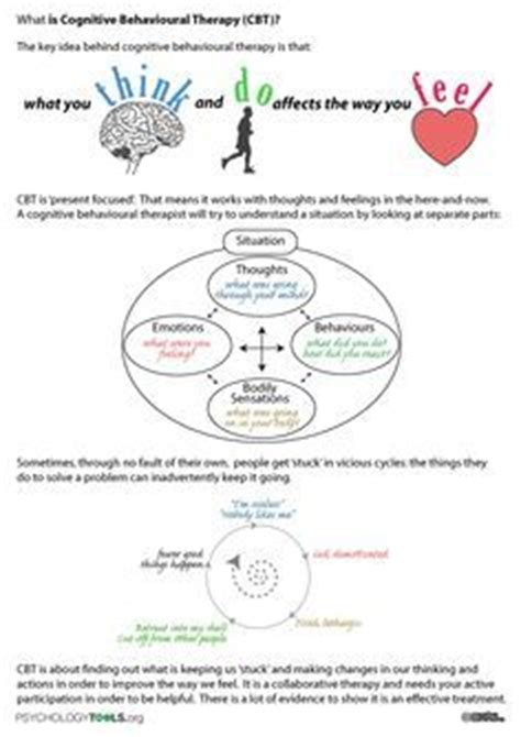 catastrophizing worksheet 1000 images about cognitive behavioral therapy cbt on therapy worksheets