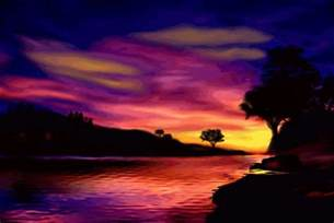 colorful sunset colorful sunset by aim4beauty on deviantart