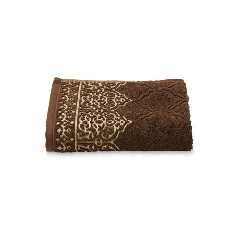Cannon Arabesco Bath Towel Home Bed Bath Bath Bathroom Rugs And Towels