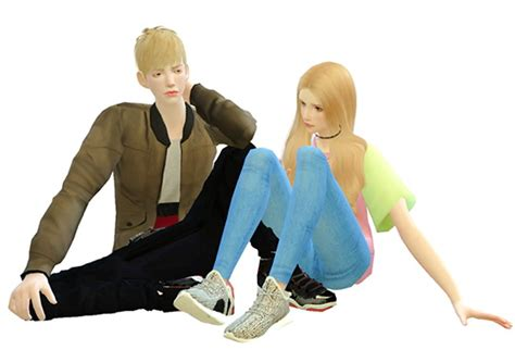 Couples 4 Couples Rinvalee Poses 6 Sims 4 Downloads
