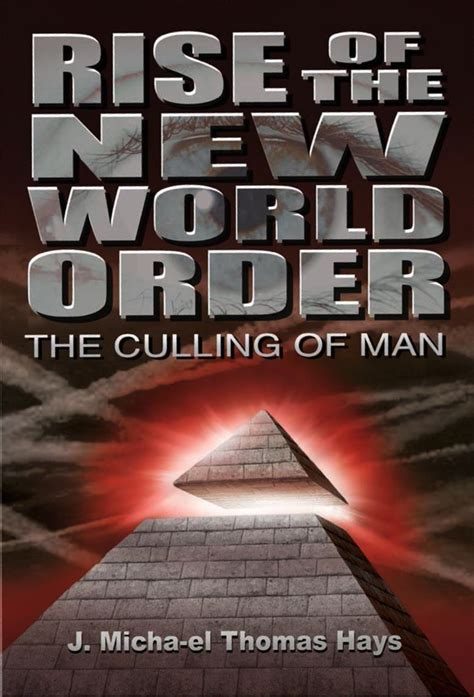 the new world order books quot rise of the new world order the culling of