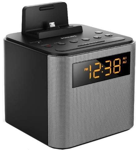 Philips Alarm Clock Ajt3300 philips black bluetooth alarm clock speaker ajt3300 37