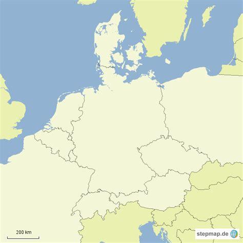 blanco deutschland deutschland nachbarstaaten blanco karly landkarte