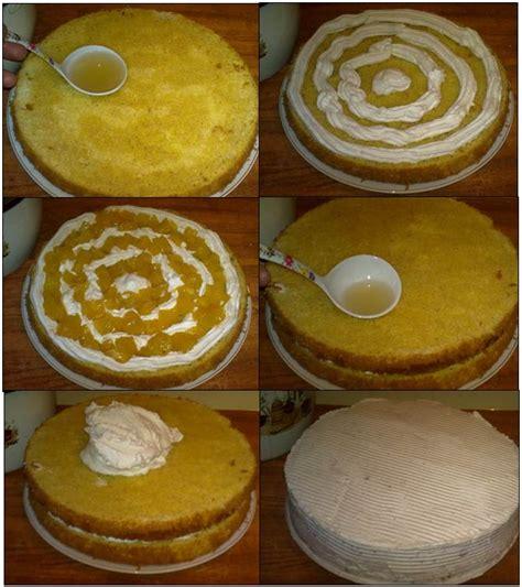 como decorar un pastel de un kilo haz pasteles torta como profesional paso a paso