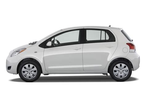 Car Side L by 2011 Toyota Yaris Pictures Photos Gallery Motorauthority