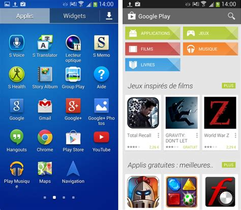 Will Samsung Play Store Play Store Application Gratuite Samsung Ordinateurs Et