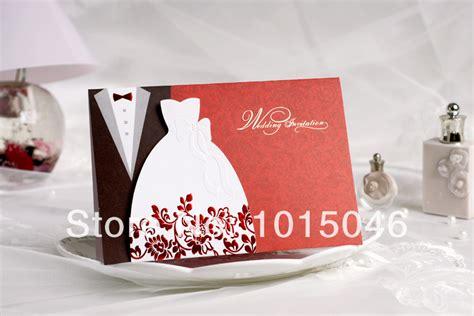 Wedding Invitation Gift Ideas by Kopen Wholesale Wedding Card Ideas Uit China
