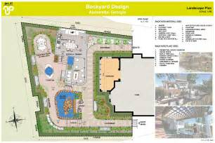 backyard design designed by a bd architects backyard - Backyard Design Plans