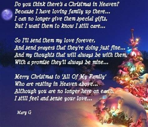 christmas sayings for lost loved ones christmas in
