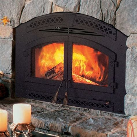 heat glo northstar wood fireplace