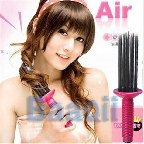 Hair Styler Tools Curls by New Airy Curl Tool Styler Hair Make Up Curling Comb