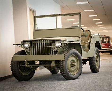 Ford Jeeps 1941 Ford Gp Jeep Collection