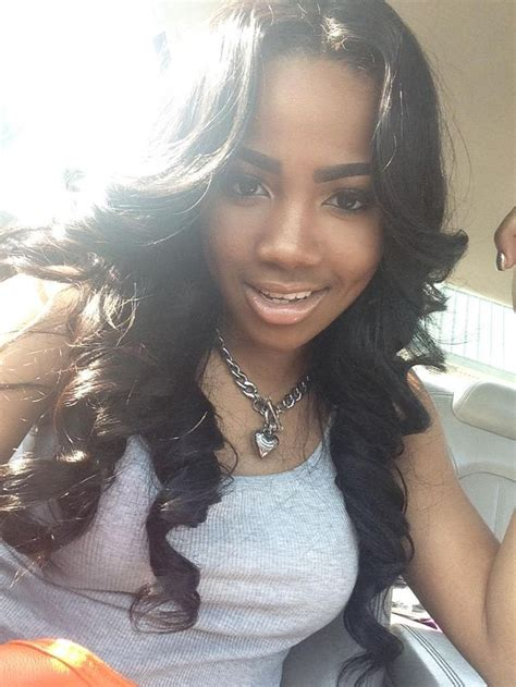 colorful sew ins middle part best 25 middle part curls ideas that you will like on