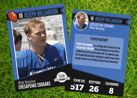 football card template photoshop sports card template photoshop templates collections