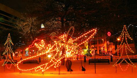 soul amp milwaukee christmas lights ziedler park