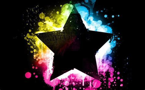 wallpaper design star paint splatter wallpapers wallpaper cave
