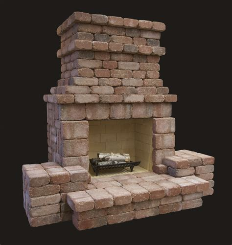 rings outdoor fireplaces