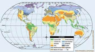 climate zone map climate maps coloring pages