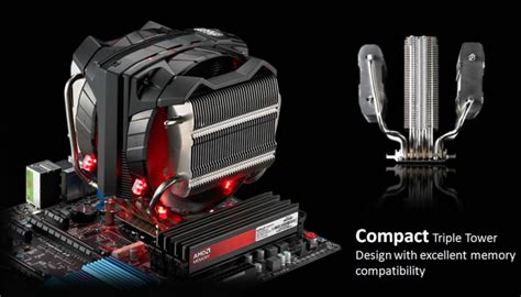 lga 2011 cpu fan cooler master v8 gts dual fan varpor chamber cpu cooler